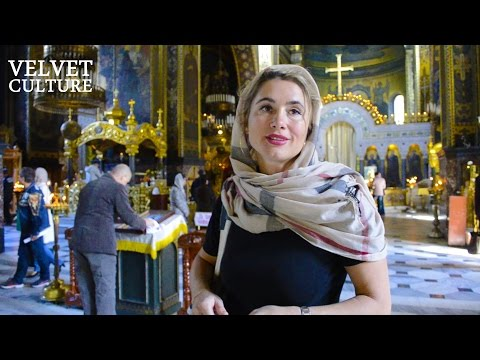 Ep10: St. Vladimir's Cathedral :: Ukraine | Velvet Culture