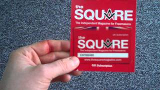 The Square Magazine Gift Subscription