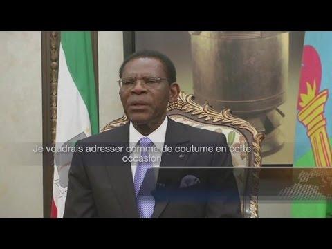 DISCOURS - Obiang Nguema MBASOGO