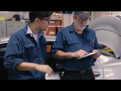 Automotive Technology Program at SUNY Canton