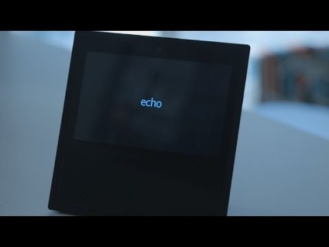 Hands on with Amazon's Echo Show