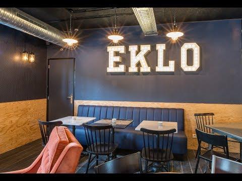 Nouveau concept Eklo hotels