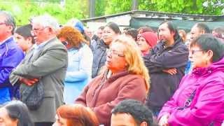 Luces Eternas - Fiesta de N.S. de la Candelaria en Alerce 2014