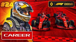 F1 2019 Career Mode Part 24: It's Over.