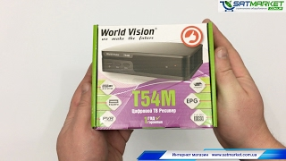 Видео обзор World Vision T54M