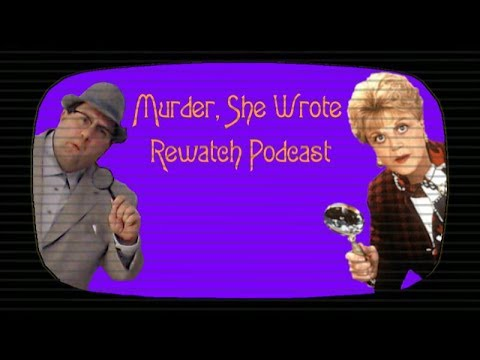 Murder, She Wrote Rewatch Podcast: Episode 15 - Paint Me A Murder