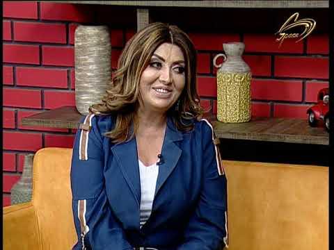 Xeyri Var - Irade Memmedova (kosmetoloq) Deniz Egece (Neyroelm Mütəxəssisi) 01.10.2019