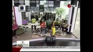peron satoe Live AKUSTIK SUARA JALANAN @Coffee Break TVONE