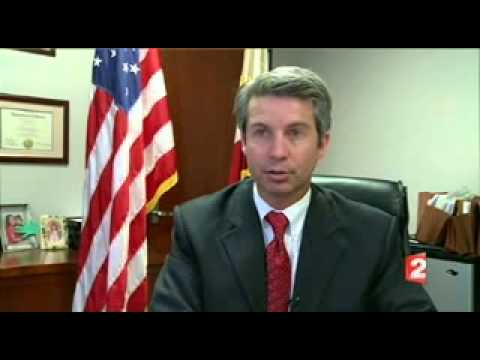 France 2 Television Interview City Prosecutor Doug Haubert