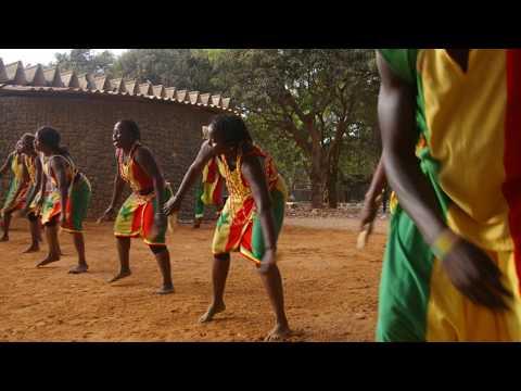 Dakar, Senegal African dancing