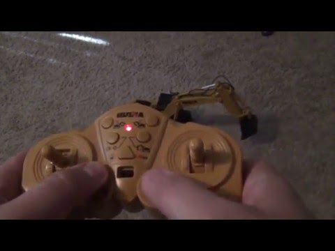 Hugine 15 Channel RC Excavator Review, An absolute amazing RC vehicle