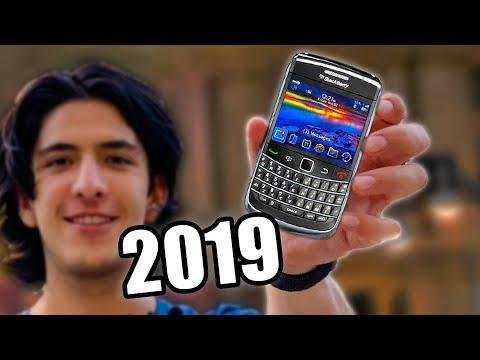 Compré Un BlackBerry En 2020 - ¿SIGUE VIVO?