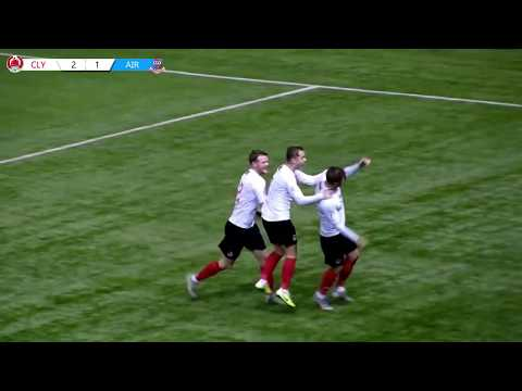 Clyde 3 - 1 Airdrieonians