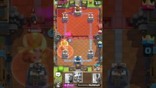 Clash royal(mon retoure)