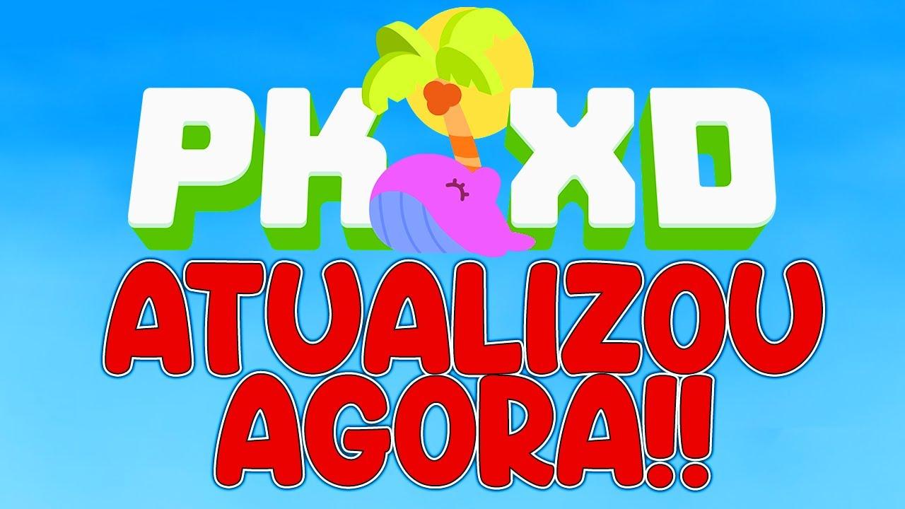 PK XD SAIU A NOVA ATUALIZAÇÃO DE VERÃO COM ROUPAR ITENS E NOVA PRAIA!! MAP FIQUE DE FORA!!