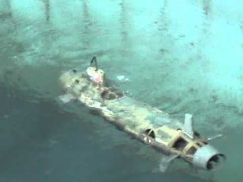 Uss Connecticut Rc Submarine Water Testreview Rc Store N More