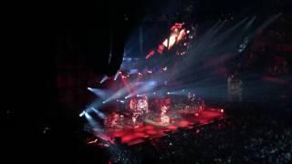 Dave Matthews Band  Virginia In The Rain Charlottesville, VA 5/7/16
