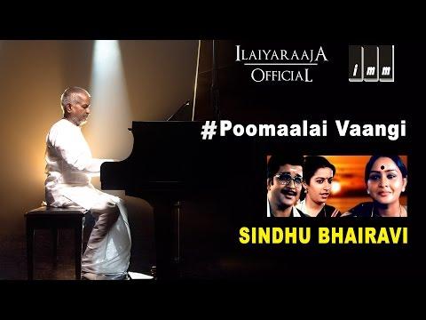 Sindhu Bhairavi | Poomaalai Vaangi Vanthaan | KJ Yesudas | Ilaiyaraaja Official