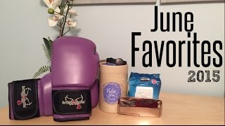 June Favorites 2015 - Health, Fitness, & Beauty | Babybellykelli