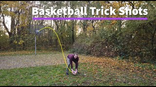 The Unknown | Basketball Trick Shots | Touchdown | Dude Perfect Competitor