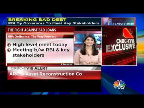 RBI To Hold High Level Meet On NPA Issue