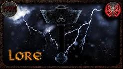 Germanische Mythologie #15 Mjölnir, der Hammer von Thor