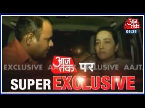 Gurmeet Ram Rahim is Innocent, No Impure Relation With Him,  Says Honeypreet Insan