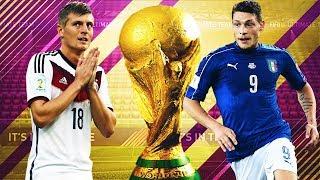 Marea FINALA Italia - Germania Cupa Mondiala 2018 || FIFA 18 România World Cup ITALY #Final