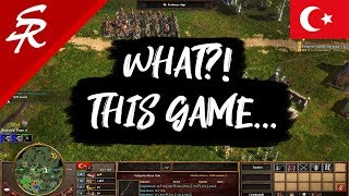 What Kind of Game is This?! Age of Empires III