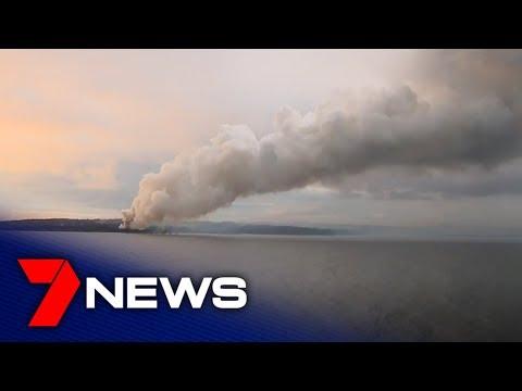 Prime Minister Scott Morrison announced three key bushfire measures today | 7NEWS
