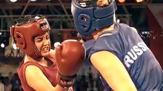 Guru Movie Boxing Scene   South Indian Hindi Dubbing Action Scene