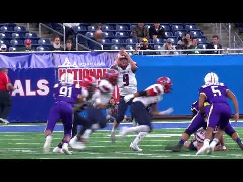 Warren De La Salle vs  Livonia Franklin   2017 Division 2 Football State Final Highlights on STATE C