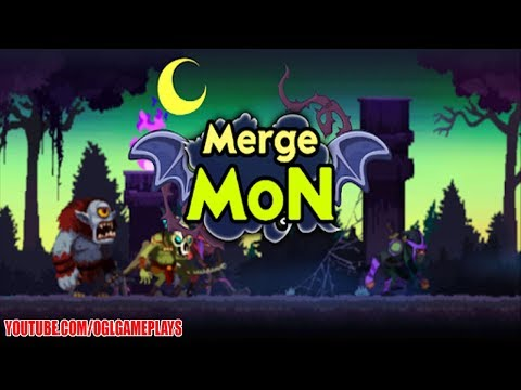Merge Mon - Idle Puzzle RPG Android Gameplay