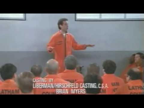 Seinfeld - The Finale - Last Scene