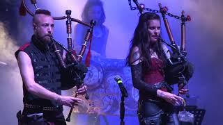 Celtica Pipes Rock live at Montelago 2017