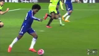 Cuplikan Gol Chelsea Vs Manchester City 5-1 (21-02-2016)