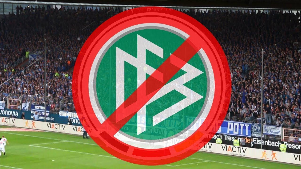 2. Bundesliga Eröffnungsfeier   Pfiffe & Scheiß DFB Chöre ...