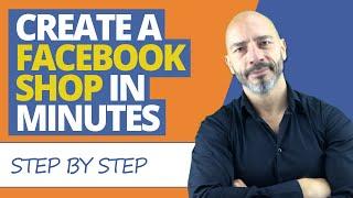 Adım (step)dakika içinde Facebook bir Alışveriş yapın ve satmaya başlayın