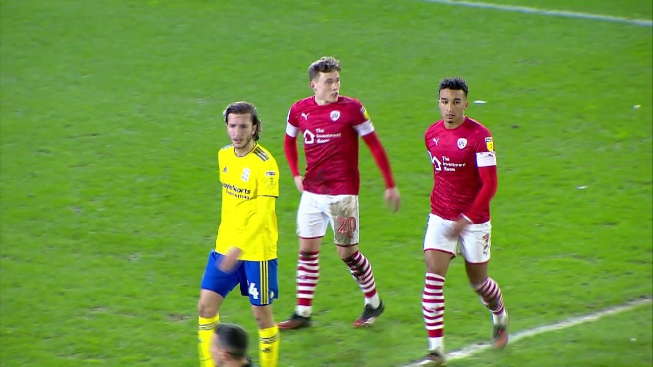 Барнсли  0-1  Бирмингем Сити видео