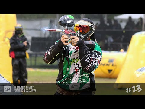 Greatest Paintball MomentNick Slowiak: Upton 187 Crewfrom Planet Ese