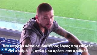 Συνέντευξη Μπανταλόφσκι