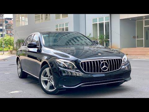 Mercedes Benz E250 2017 , Một chủ sử dụng , giữ gìn xe quá mới , giá cực rẻ , hỗ trợ 700tr nhận xe !