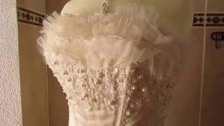 видео Свадебное платье цвет айвори: фото и идеи наряда