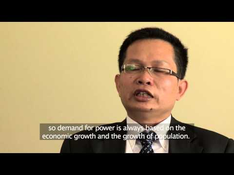 Cambodia's power needs