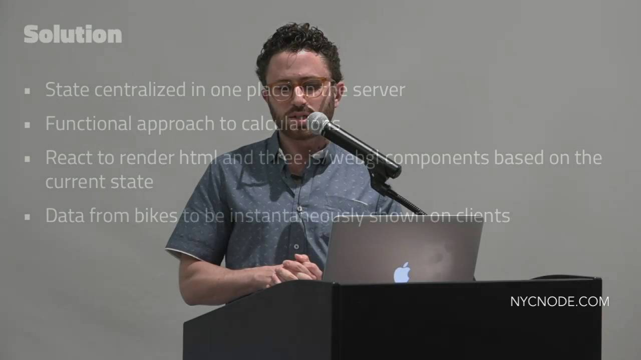 Dan Oved - Redux for Realtime Gaming