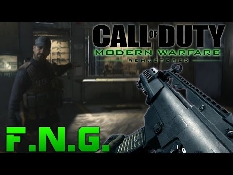 Cod4 Remastered How To Beat Gaz Fng Mission Tutorial Attempting