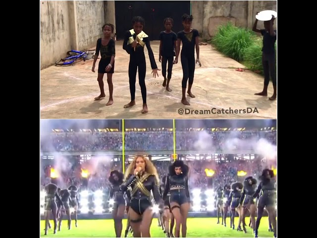A Beyonce X African Kids Performance By Dream Catchers Academy