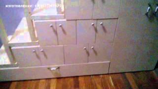 видео Лестница для кровати-чердака