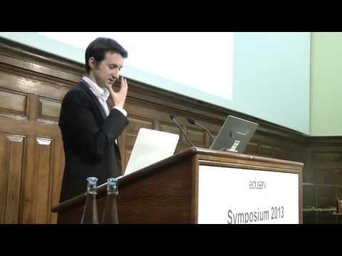 Eduserv Symposium 2013 - Advice in the 21st century