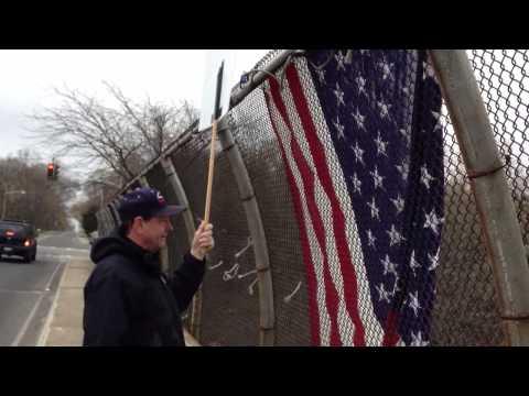 Boston marathon bombing 1 week anniversary tribute